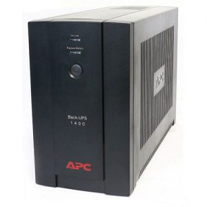 APC – BX1400U-MS – 1400VA
