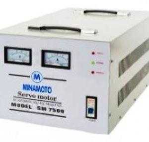 MINAMOTO – SM7500 – 7,5KVA Baru