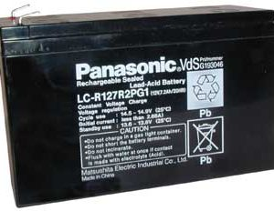 Panasonic 12V 7AH